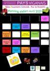 Les ateliers du mois d'avril